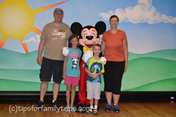 Disney World Make-a-Wish