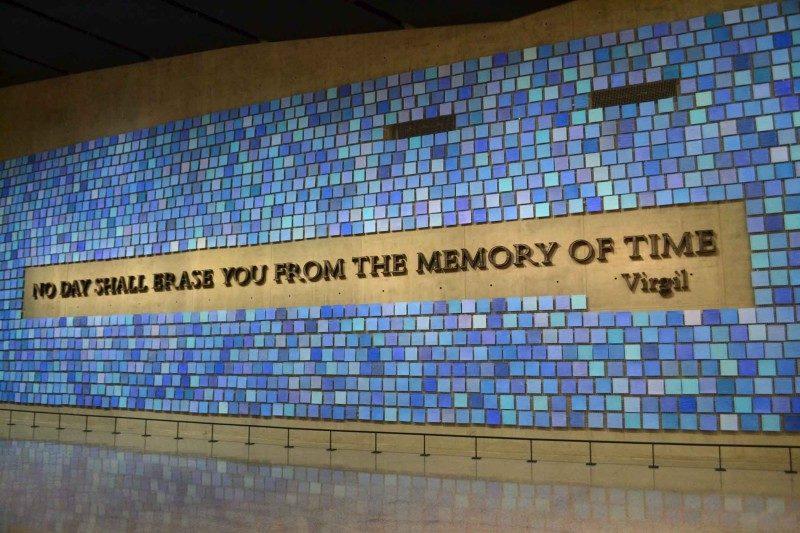 9/11 Memorial Museum for families