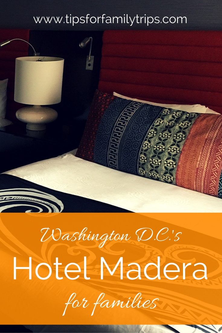 Review Of Kimpton Hotel Madera In Washington D.C