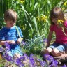 Tips for visiting Red Butte Garden in Salt Lake City with kids | tipsforfamilytrips.com