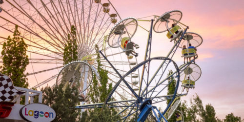 10 tips for making the most of your day at Lagoon Amusement Park in Farmington, Utah | tipsforfamilytrips.com | summer vacation | Salt Lake City | Davis County | amusement parks | best roller coasters | family travel