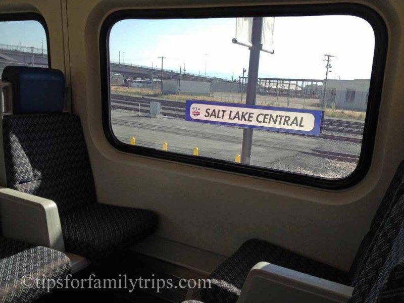 Tips for using public transportation in Salt Lake City | tipsforfamilytrips.com