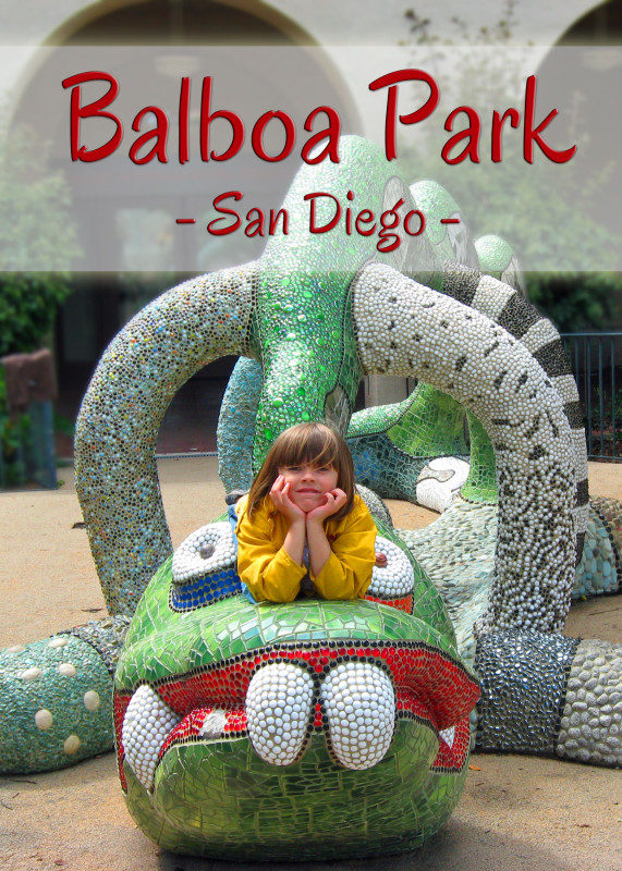 Top stops in San Diego's Balboa Park for families | tipsforfamilytrips.com
