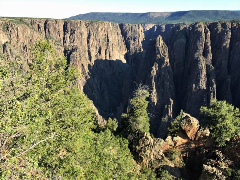 6 Tips for visiting Colorado's Black Canyon of the Gunnison National Park | tipsforfamilytrips.com | summer vacation | road trip ideas | family travel